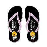 CafePress Radiology Chick - Flip Flops, Funny Thong Sandals, Beach Sandals