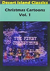 Christmas Cartoons: Volume 1 [Import]