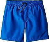 Dolce & Gabbana Kids Boy's Mid Swim Boxer (Big Kids) Blue Print 12