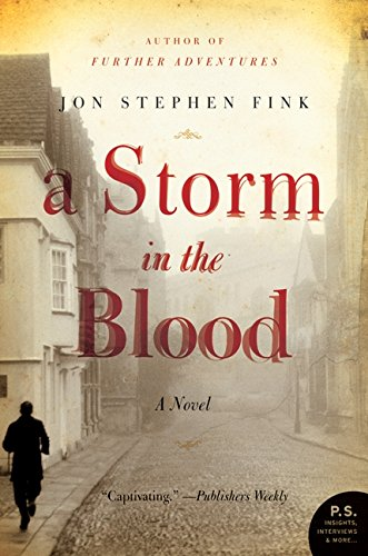 Download A Storm in the Blood: A Novel pdf epub