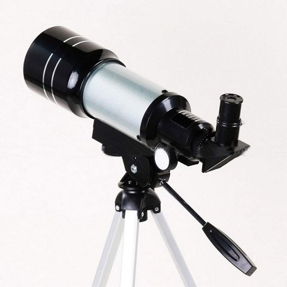 Astronomical Telescope, High-Definition View Landscape Star Refractor, Suitable for Outdoor, Travel, Children, Astronomy Beginner, Gift by TJSCY