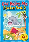 God Helps Me Sticker Book, Juliet David, 1859859747