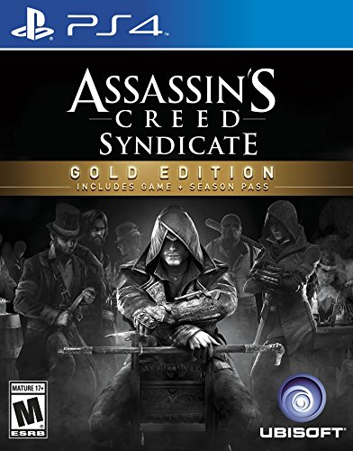 (Assassins Creed Syndicate - Gold Edition - PlayStation 4)