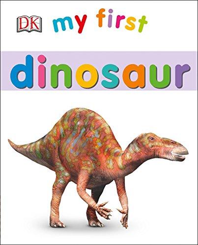 My First Dinosaur por Dk