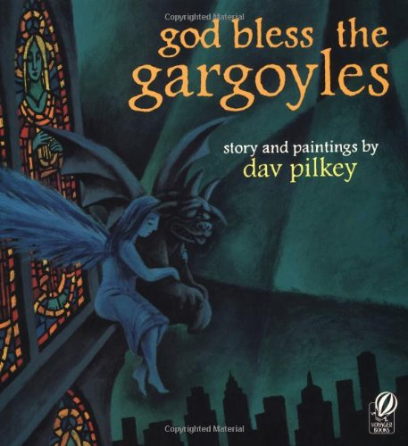 god bless the gargoyles by Voyager Books