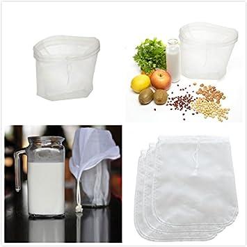 1 x 200 y # x3BC; m tuerca bolsas de leche bolsa reutilizable