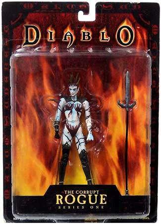 Diablo and rogue