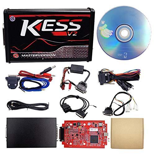 myonly V2 47 Kess V2 OBD2 Manager Tuning Kit Auto Truck ECU Programmer Kess  V2 V5 017 Online Version No Tokens Limitation