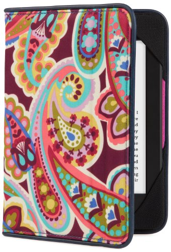 BUILT Kindle Paperwhite Purple Paisley