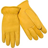 Steiner Drivers Gloves, Top Grain Deerskin, Unlined