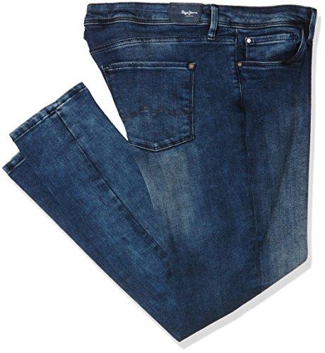 Cher Jeans Bleu Denim Pepe Jeans Femme EH5qgw