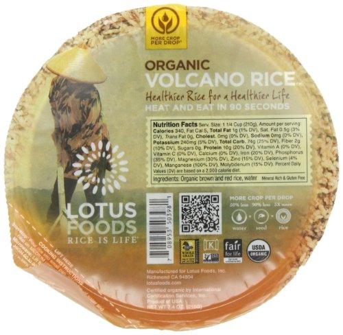 lotus organic jasmine rice bowls - 1