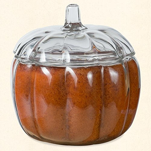 Pumpkin Jar Candle - 60oz. (Buttered Maple (Harvest Maple Syrup)