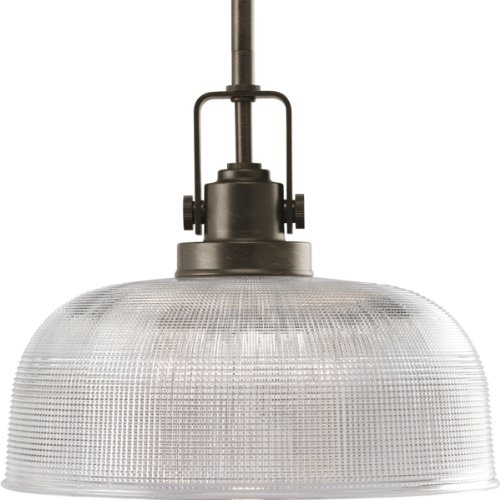 Prismatic Dome Pendant Light - 2