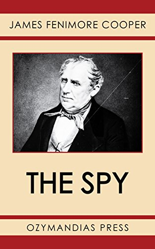 book cover of The Spy