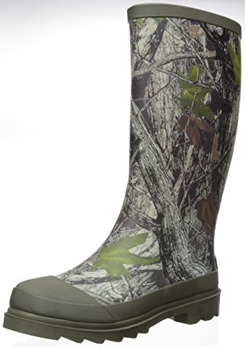 (Northside Navajo JR Rain Boot (Little Kid/Big Kid), Brown Camo, 7 M US Big)