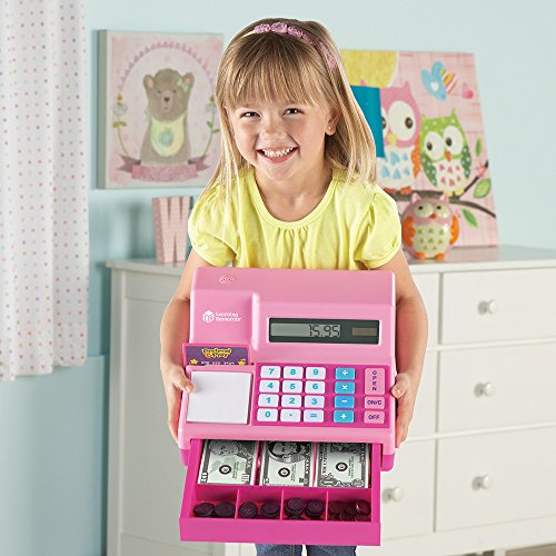 Learning Resources Pretend Play Cash Register
