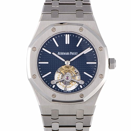 Audemars Piguet Royal Oak Mechanical-Hand-Wind Male Watch 26510ST.OO.1220ST.01 (Certified Pre-Owned)