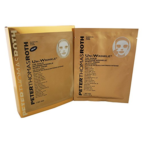 Peter Thomas Roth Un-Wrinkle 24K Gold Intense Sheet Facia...