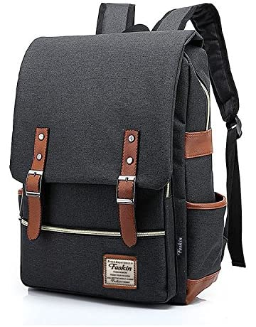 Unisex Professional Slim Business Laptop Backpack 25719931ffaaa
