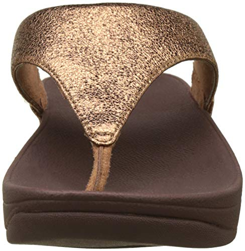 Abierta Metal Punta Para Lulu Marrón Mujer Con Molten 012 Sandalias bronze Fitflop XZEYwqZ