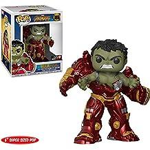 Funko Pop. Marvel Avengers Infinity War Hulk # 306 (Busting out of Hulkbuster)