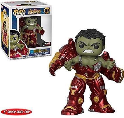 amazon com funko pop marvel avengers infinity war hulk 306