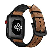 OUHENG Compatible with Apple Watch Band 42mm 44mm,...