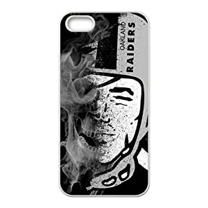 Best Oakland Raiders Phone Case for iPhone 5S Case by mcsharks