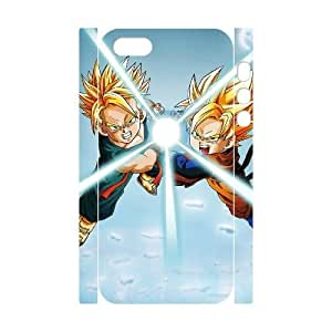 Custom 3D Case Cover for iPhone 5,iPhone 5s w/ Anime Dragon Ball Z image at Hmh-xase (style 5) BY shenglong