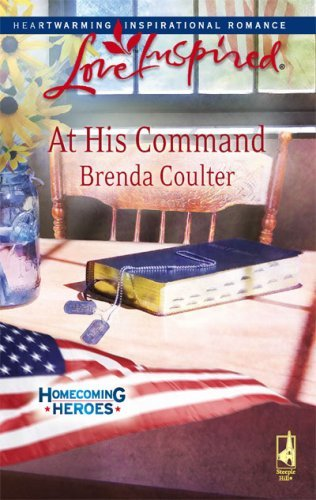 book cover of At His Command