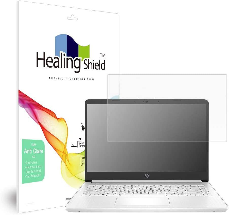 Healingshield Screen Protector Anti-Fingerprint Anti-Glare Matte Film Compatible for HP 14s-dq1004TU