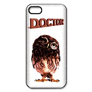 Lovely little Owls durable 100% PC Case for iPhone5