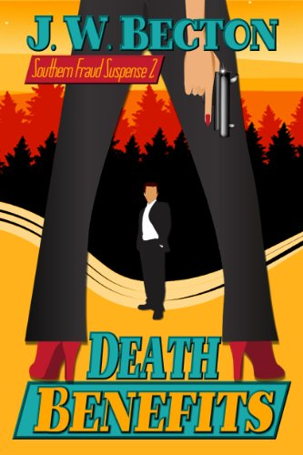<strong>Like The Mentalist? You'll Love KND's Brand New Thriller of The Week - J. W. Becton's Perfect Blend of Suspense, Humor, Southern Charm And Just a Touch of Romance - <em>Death Benefits (Southern Fraud Suspense 2)</em> - 4.5 Stars & Just 99 Cents on Kindle</strong>