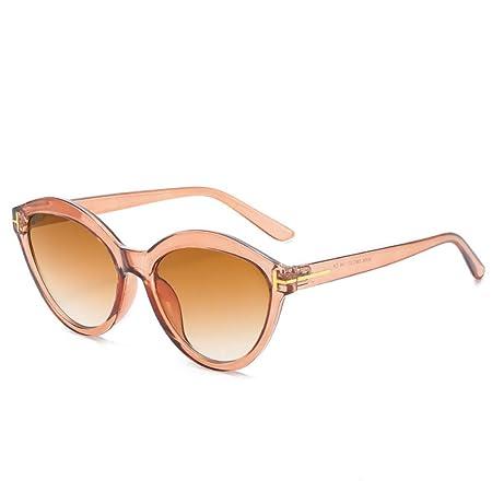 Yangjing-hl Gafas de Sol en Forma de T Gafas de Montura ...