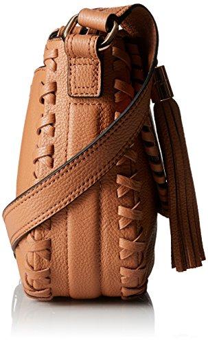 Body Caramel MILLY Saddle Astor Bag Cross Whipstich n8nIYaBq