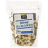 365 Everyday Value Sliced Almonds, 8 oz