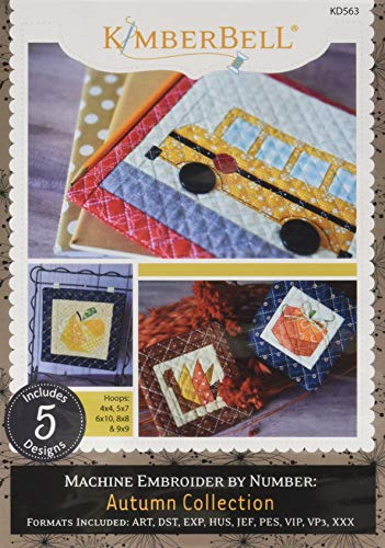 Kimberbell Designs Autumn Collection Pattern