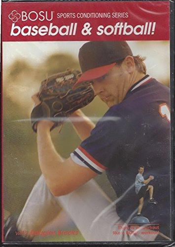 Bosu Sports Conditioning Series Baseball & Softball DVD with Douglas Brooks