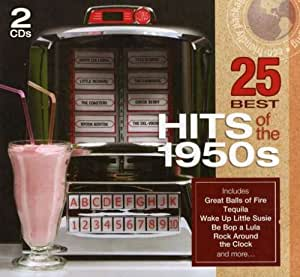 25 Best: Hits of the 1950s