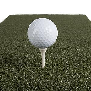 Real Feel Golf Mats Country Club Elite 4'x5' Premium Golf Practice Indoor Outdoor Use
