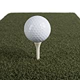 Real Feel Golf Mats Country Club Elite 3'x4' Premium Golf Practice Indoor Outdoor Use (1)