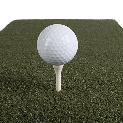 Real Feel Golf Mats Country Club Elite 3 x4 Premium Golf Practice Indoor Outdoor Use
