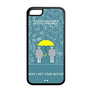 LJF phone case the Case Shop- Customizable How I Met Your Mother iPhone 5C TPU Rubber Hard Back Case Cover Skin , i5cxq-465