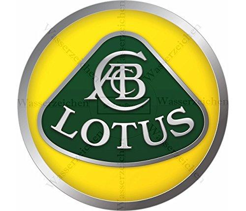 Sticker-Designs 10cm!2St/ück!Folien-Aufkleber Wetterfest Made IN Germany Lotus-Logo AB027 viele Jahre haltbar UV/&Waschanlagenfest Auto-Vinyl-Sticker Decal-bunt-Profi Qualit/ät