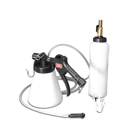 JenNiFer 0,75 L Freno & Embrague Bleeder Sangrado Coche Tipo De Vacío Kit Neumático