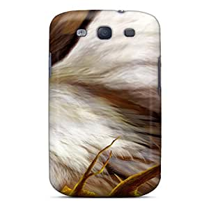 Special Design Back Kite Bird Phone Cases Covers For Galaxy S3 Black Friday