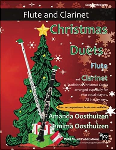 Amazon com: Christmas Duets for Flute and Clarinet: 21