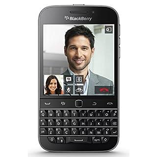 BlackBerry Classic Q20 SQC100-2 16GB Unlocked GSM 4G LTE Keyboard Smartphone - Black