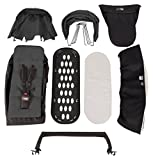Mountain Buggy Duet Family Pack, Black